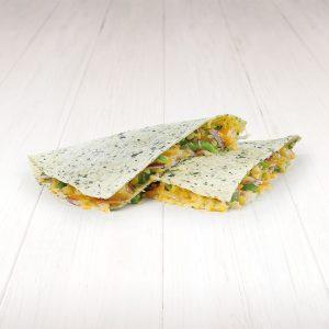 Zelenjavna quesadilla